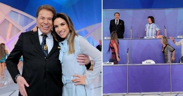 Após polêmica sobre gays, Patrícia Abravanel vai substituir Silvio ...