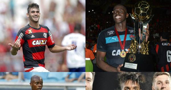 10 promessas para ficar de olho no Brasileirão - Fotos - R7 Futebol