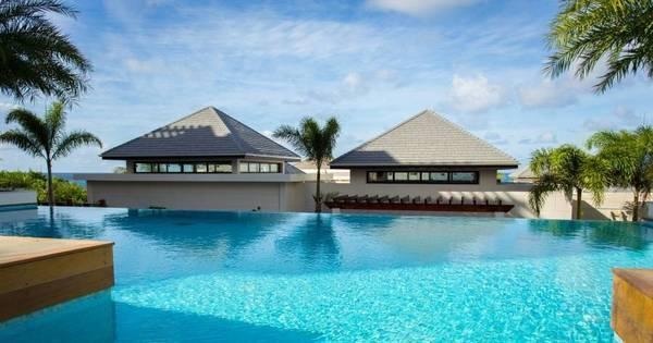 De tirar o fôlego: conheça 10 piscinas incríveis em hotéis de luxo ...