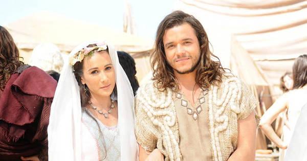 Após fuga de Zur, Aoliabe pede Jaque em casamento e promete ...