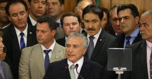Sem ministras, Brasil perde 22 posições em ranking de igualdade ...
