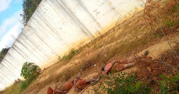 Detentos escavam túnel por vaso sanitário e dois conseguem ...