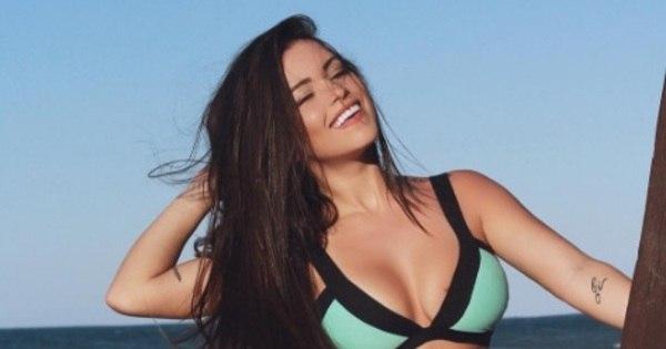 Gata fitness Bianca Anchieta curte viagem ao Ceará e leva ...