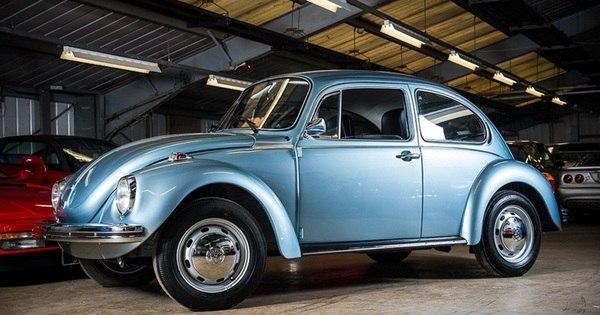 VW Fusca zerado é encontrado após quase 40 anos - Fotos - R7 ...