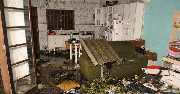 Instabilidade e ciclone pioraram temporal em SP - Notícias - R7 São ...