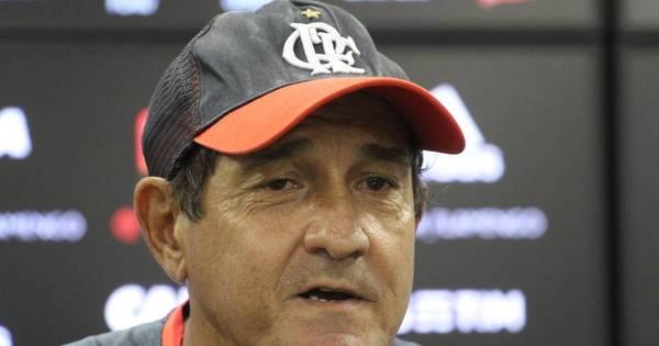 Muricy é internado com arritmia e auxiliares comandam o Flamengo ...