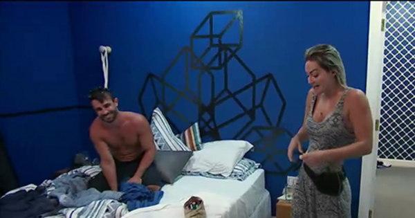 Power Couple Brasil: Jorge e Laura Keller exageram na ...