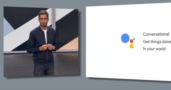 Google I/O 2016 revela o futuro da empresa: virar seu mordomo virtual