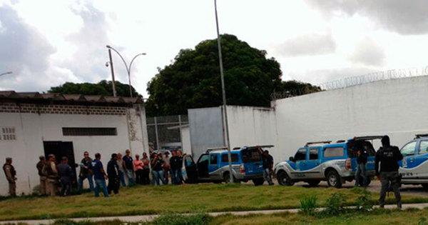 Operação resulta na transferência de 23 detentos do presídio de ...