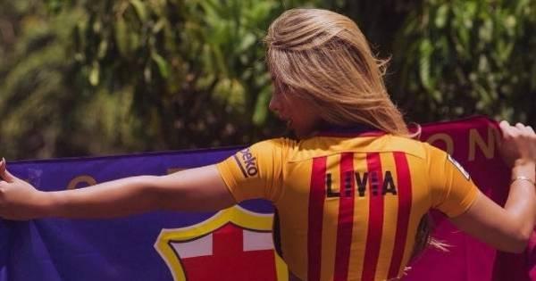Título do Barça na Espanha rende belíssimas imagens da torcida ...
