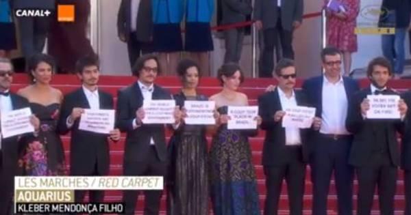 Diretor que liderou protestos em Cannes exerce cargo público em ...