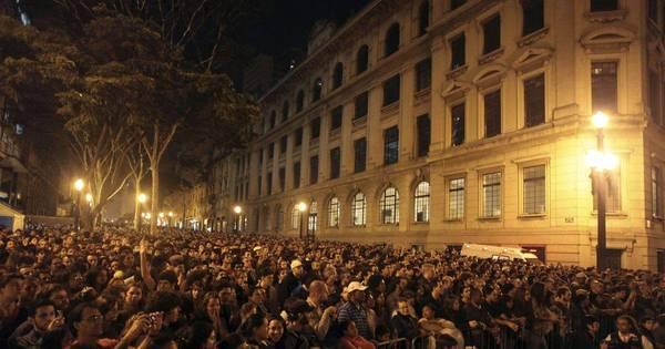 Público deve enfrentar chuva e frio na Virada Cultural - Notícias - R7 ...