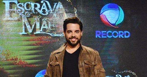 Pedro Carvalho, ator português de Escrava Mãe, está apaixonado ...