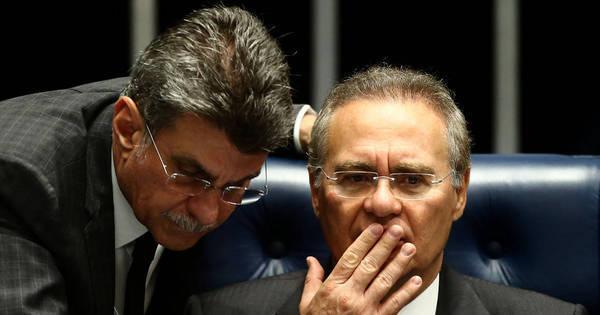 Renan Calheiros considera pedido de prisão 'desproporcional e ...