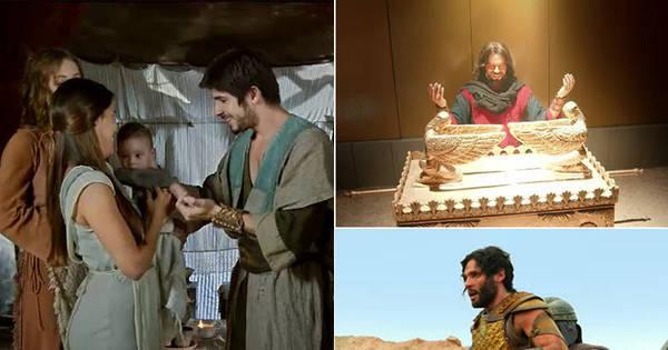 Nascimento, guerra e finalização do Tabernáculo; veja o que rolou ...