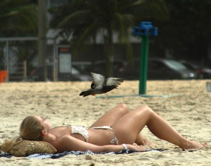Após passagem de frente fria que provocou chuvas na cidade do Rio de Janeiro desde o começo da semana, o carioca se encontrou com o solno final da manhã desta sexta-feira (20). É verdade que ele surgiu 'tímido', entre nuvens, mas bastou que desse um pouquinho as caras para que os banhistas corressem às praias