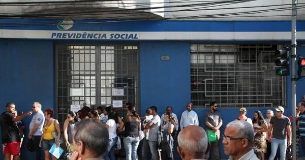 Metade dos segurados que recebem o auxílio- doença do INSS vão ...
