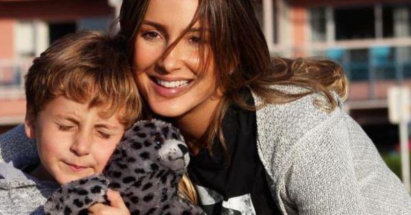 Claudia Leitte se derrete pelos filhos e descreve papel de mãe ...