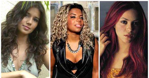 Paula Fernandes, Ludmilla e Shakira: relembre cantores que ...