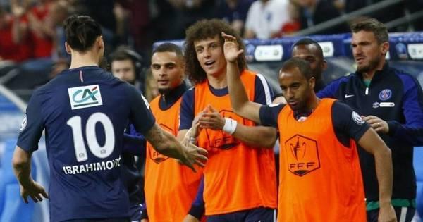 Ibrahimovic dá show em despedida e leva o PSG ao título da Copa ...