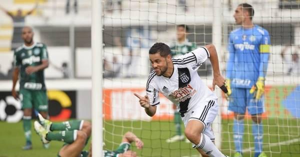 Palmeiras cai para a Ponte e conhece a sua primeira derrota no ...