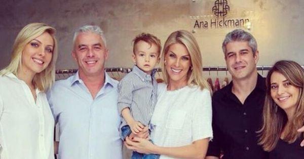 """Cunhado de Ana Hickmann se manifesta após atentado: """"Foi uma ..."""