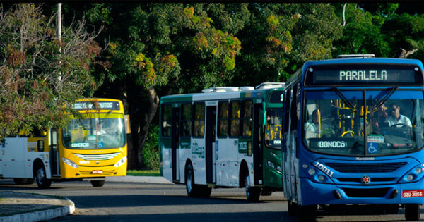 Salvador terá esquema especial de transporte público durante os ...