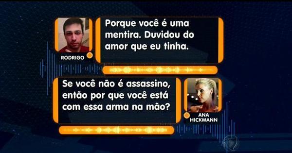 Ouça a conversa entre Ana Hickmann e o homem que tentou matá ...