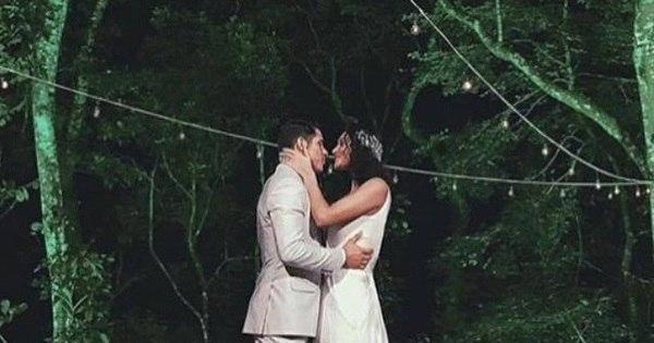 Débora Nascimento e José Loreto se casam no Rio - Fotos - R7 ...