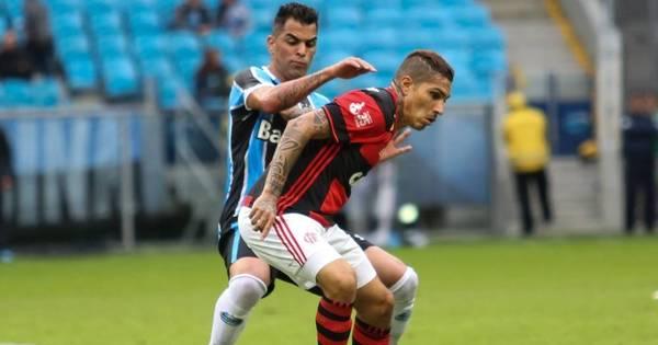 Grêmio vence a primeira no Brasileirão e amplia a crise do Flamengo