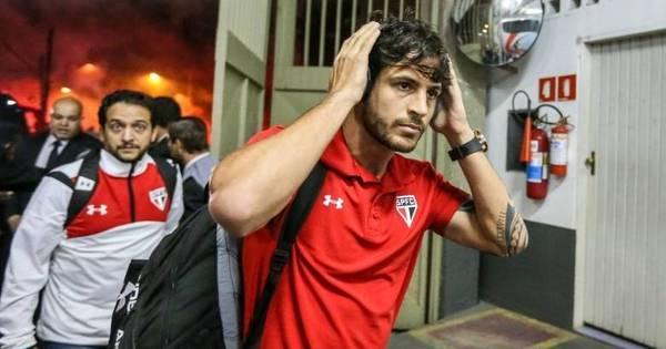 Hudson desfalca o São Paulo nas próximas rodadas do Brasileirão ...