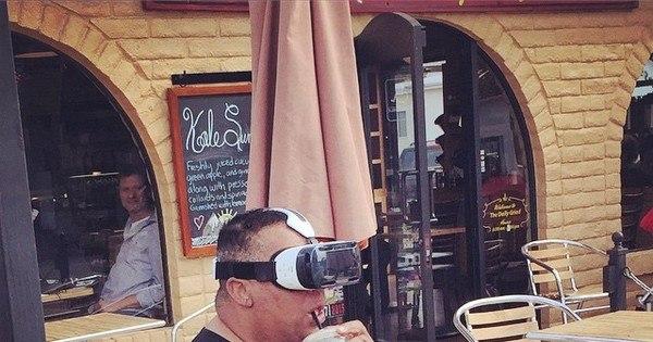 """"""" Realidade virtual fará você vomitar um monte de vezes"""", afirma ..."""