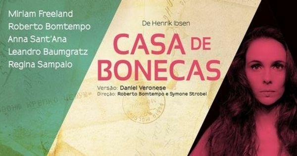 Espetáculo Casa de Bonecas chega ao Brasil com versão de Daniel ...