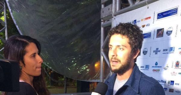 Atores de A Terra Prometida participam do 7ª FestCine em Barra do ...
