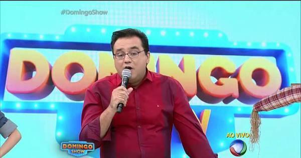 Com a volta de Geraldo Luis, Domingo Show chega a 11 pontos e ...