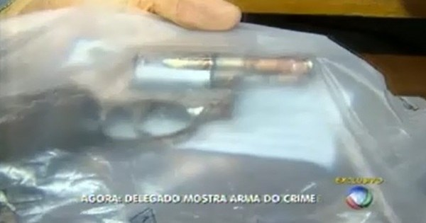 Delegado diz que arma com sangue reforça versão de cunhado de ...