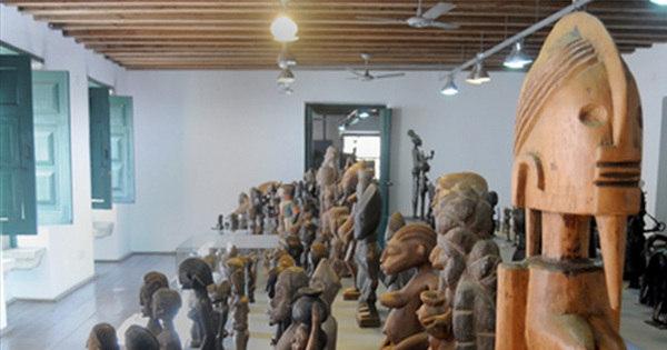 Dia da África é celebrado com exposição em museu no Centro ...