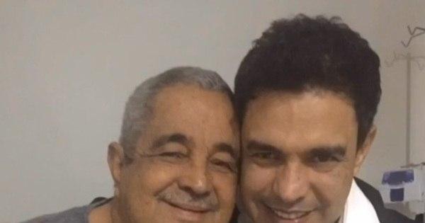 Francisco, pai de Zezé Di Camargo e Luciano, está internado com ...