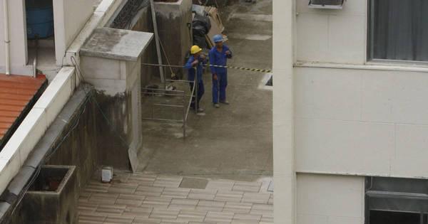 Homens caem de 9º andar de prédio em Copacabana e morrem ...