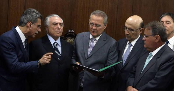 Governo teme novas revelações de Sérgio Machado - Notícias - R7 ...