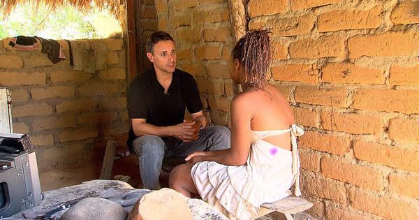 Reportagem As Eternas Escravas, do Repórter Record Investigação ...