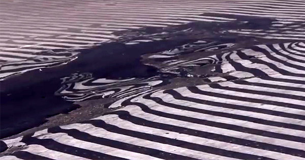 Veja vídeo: Onda de calor derrete asfalto das ruas da Índia ...