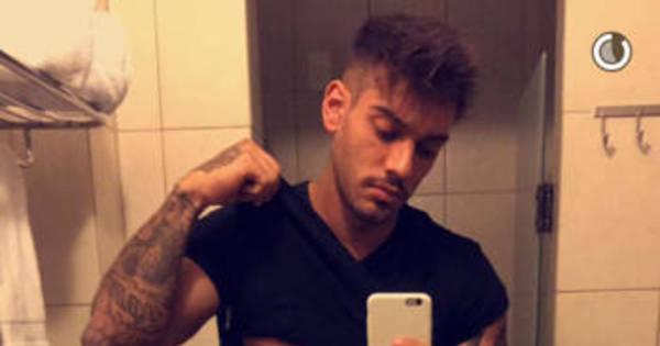 Lucas Lucco exibe tanquinho nas redes sociais e revela truque para ...