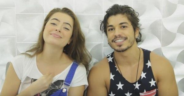 Rayanne Morais e Douglas Sampaio falam sobre intimidade, traição ...