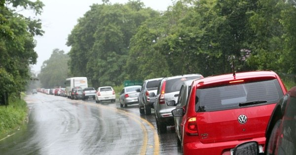 Rodovias de SP podem ter chuva e neblina no feriado prolongado ...