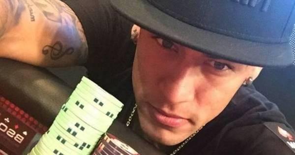 11 motivos pelos quais Neymar deveria trocar o futebol pelo pôquer ...