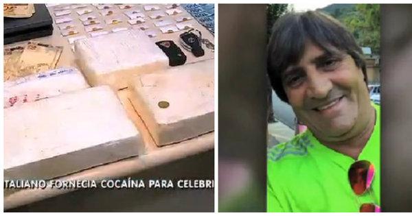 Rio: preso traficante italiano que vendia cocaína à alta sociedade e ...