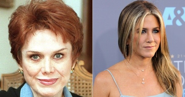 Morre Nancy Dow, mãe da atriz Jennifer Aniston - Entretenimento ...