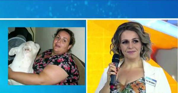 Mulher emagrece 58 quilos depois de perder o celular nas dobras ...