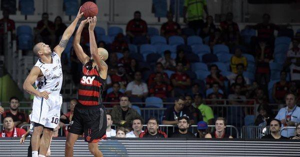 Bauru vence Flamengo e empata final do NBB 2016 - Lance - R7 ...